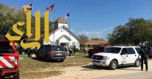 مسلح يقتل 26 شخصا في كنيسة بتكساس