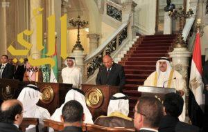 الدول الداعية لمكافحة الإرهاب: الحوار مع قطر يجب أن لا يسبقه أي شروط