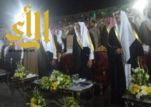 أمير مكة المكرمة يفتتح الدورة الحادية عشرة لسوق عكاظ