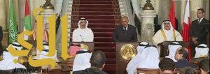 الدول الداعية لمكافحة الإرهاب: الرد القطري كان سلبياً على المطالب