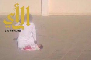 إمارة تبوك: المُهدِّد بقتل ابنه في فناء مدرسة.. معتل نفسياً