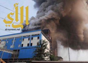 مصرع 8 أشخاص وإصابة 90 جراء انفجار بمحطة للطاقة في الهند